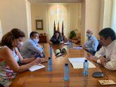 MC y la Autoridad Portuaria repasan los temas de actualidad relacionados con el Puerto de Cartagena