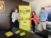El Ayuntamiento firma un convenio con la Cámara de Comercio para prolongar en San Javier la campaña de animación comercial C'amON!