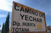 La Asociaci�n de Vecinos de los Huertos propone una serie de sugerencias al proyecto de la ordenanza de caminos del Ayuntamiento de Totana