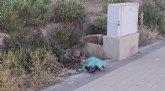 El PSOE de Totana se hace eco de las quejas vecinales por el estado de suciedad y abandono de los solares municipales, las zonas verdes y de ocio infantil, en la urbanizaci�n de El Cabecico