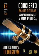 La banda titular de la Agrupaci�n Musical da la bienvenida al verano con un concierto en el auditorio