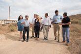 Turismo inaugura oficialmente la vía verde de Mazarrón