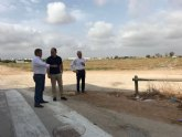 Comunidad y Ayuntamiento mejoran una decena de calles de Los Alcázares gracias al Plan de Obras y Servicios