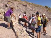 Las consultas sobre el yacimiento arqueológico La Bastida están a la cabeza entre las peticiones de información en la Oficina de Turismo de Totana