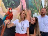 Más de 180 personas con necesidades específicas han visitado Terra Natura Murcia con el programa municipal '12 meses contigo'