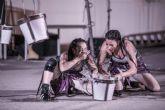 La poesía circense de 'Aigua' sorprenderá al público en la explanada Barnuevo, de Santiago de la Ribera