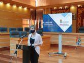 La Alcaldesa advierte que se está en una semana crítica en la lucha contra la COVID-19 y que lo que ocurra estos días 'va a determinar si se retrocede a la fase I de la desescalada'