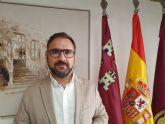 El alcalde de Lorca firma el convenio para financiar las obras incluidas en el Plan de Pedanías, Diputaciones y Barrios Periféricos 2020/2021 de la Comunidad Autónoma