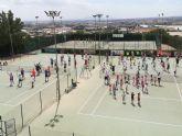 Finaliza el Campus de Verano del Club de Tenis Totana