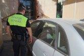 La Policía Local se adhiere a la campaña especial de la DGT sobre el Cinturón y Sistemas de Retención Infantil