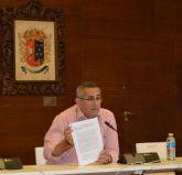 López Milán:'Era un compromiso de gobierno, la educación de nuestros niños es una prioridad y el Ayuntamiento destinará 82.000 euros para comprar libros de texto'