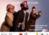 Ya a la venta las entradas para la obra de teatro La sabidur�a de los p�jaros
