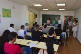 Un curso de Garantía Juvenil forma a 15 jóvenes torreños en limpieza de espacios abiertos e instalaciones industriales