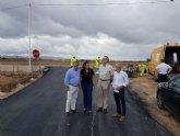 La Comunidad invierte más de 53.000 euros en la mejora de un camino rural en Los Alcázares