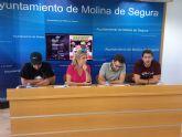 El SALHAWA FEST de Molina de Segura celebra su primera edición el sábado 22 de septiembre