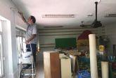 Concluyen las obras y trabajos de mantenimiento estival de los colegios torreños