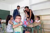 El curso escolar arranca en Puerto Lumbreras con el 100% de los colegios públicos adheridos al progrma bilingüe
