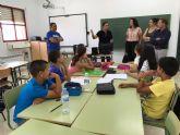 Alumnos y alumnas de Educación Infantil y Primaria de Torre Pacheco empiezan el curso escolar