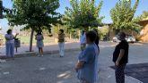 El Ayuntamiento de Puerto Lumbreras acondicionará un recinto de la pedanía de Goñar para reuniones vecinales