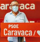 PSOE: 'La restauración de la fachada y de las cubiertas de la Basílica Santuario de la Santísima y Vera Cruz de Caravaca, son un logro del gobierno socialista de Pepe Moreno'