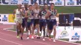 Domingo de atletismo belga para Mohamed Katir y Mariano García