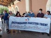La Alcald�a eleva una moci�n exigiendo a ADIF que no corte el servicio de Cercan�as Murcia-Lorca-�guilas previsto para el d�a 1 de octubre