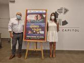 Cieza celebra el preestreno de la película espanola 'Con quién viajas'
