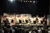 Festival de Coros y Danzas 'Virgen del Rosario' en  las Fiestas de Puerto Lumbreras