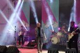 La banda Miss Caffeina actuó en concierto ante más de 2.000 personas en Puerto Lumbreras