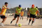 44 deportistas han participado en el IV Encuentro de Fútbol Adaptado de APANDIS