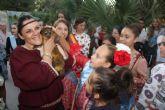 Inaugurado el Mercado Medieval y la Feria de Artesanía de Puerto Lumbreras