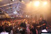 Tamara y Viva Suecia actúan en las fiestas de Puerto Lumbreras