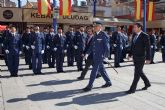 Alcantarilla celebró hoy viernes el Acto de Homenaje a la Bandera, enmarcado dentro de la celebración del Día de la Fiesta Nacional