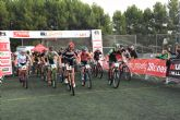 170 deportistas participan en la III Carrera de los 'Dos Reinos de MB' que hoy comienza y finaliza en Archena