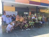 50 jugadores participan en el V Torneo de APANDIS de los Juegos Deportivos del Guadalentín