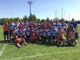 Lorca se impone en el Torneo de Rugby de los Juegos Deportivos del Guadalentín a los Marrajos de Adra
