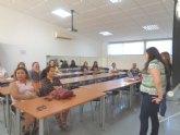 Se clausura el Curso de Formaci�n Psicoeducativa que ha impartido la Solidaridad Intergeneracional en el Centro de Desarrollo Local