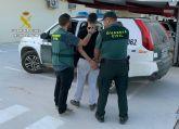 La Guardia Civil detiene/investiga a un padre y a su hijo por robar en viviendas de Torre Pacheco
