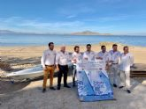 Más de 150 regatistas del país se dan cita en La Manga del Mar Menor para participar en el Campeonato de España Laser Radial