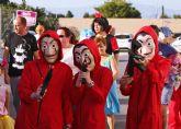 La procesión de San Francisco de Asís da por concluidas las fiestas de La Media Legua