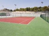Reapertura de las instalaciones deportivas municipales de Alguazas