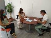 Convenio entre Ayuntamiento y Fundación Salud y Comunidad para inserción sociolaboral de personas con riesgo de exclusión