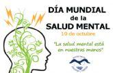 10 de octubre, Día Mundial de la Salud Mental