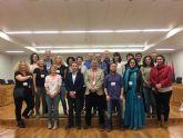 Profesores de Centros Educativos implicados en el proyecto ERASMUS + KA2 'Inspiring Studies and Future Careers' visitan el Ayuntamiento de Torre-Pacheco