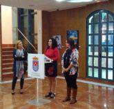 Los alumnos del taller municipal de pintura exponen en Los Alcázares