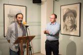 Emilio Villaescusa rinde homenaje a algunos de los rostros de personajes m�s populares de la regi�n