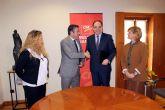 La Fundación CajaMurcia suscribe convenio de colaboración con el Ayuntamiento de Alcantarilla