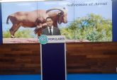 Teodoro García: El PP salvará el Arruí de Sierra Espuña en el Congreso de los Diputados