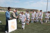 72 niños comienzan su formación en la escuela de fútbol de la fundación Real Madrid