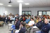 Puerto Lumbreras reúne a empresarios y emprendedores en una jornada informativa sobre ayudas y subvenciones
